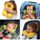 0-12 months Bennbat Travel Friends Baby Total Support Headrest Cartoon Neck Pillow gift,toys,