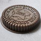 22cm Creative Round Cake Pan Home DIY Big Cookie Baking Mold Kitchen Supplies
