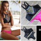 Women's Sexy Vintage Swimwear Bikini set Bohemia beach Swimsuit bathing suit gift
