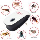 2pcs Electronic Ultrasonic Anti Mosquito Insect Repeller Rat Mouse Cockroach Pest Reject Repellent