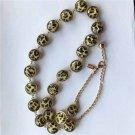 Women's vintage jewelry leopard spots Nacklace free shipping 7Katespade7e#