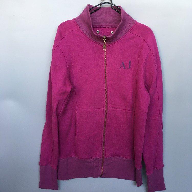 Women's casual sport outwear coat jacket arm anijeans hot pink tops Free shipping