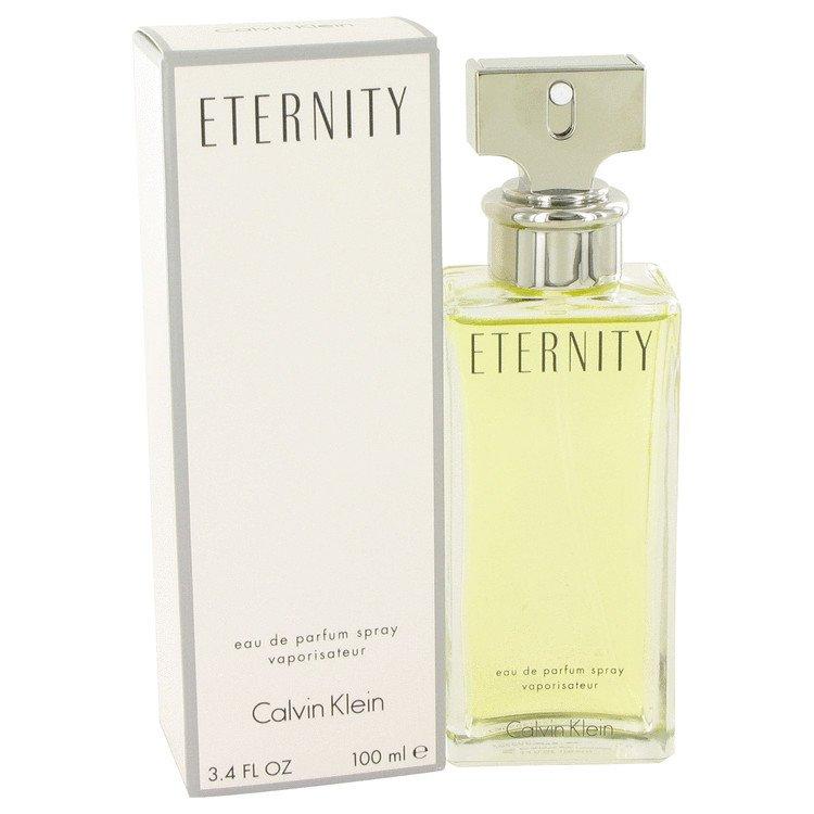 Calvin Klein Eternity 3.4 oz Eau De Parfum Spray for Women