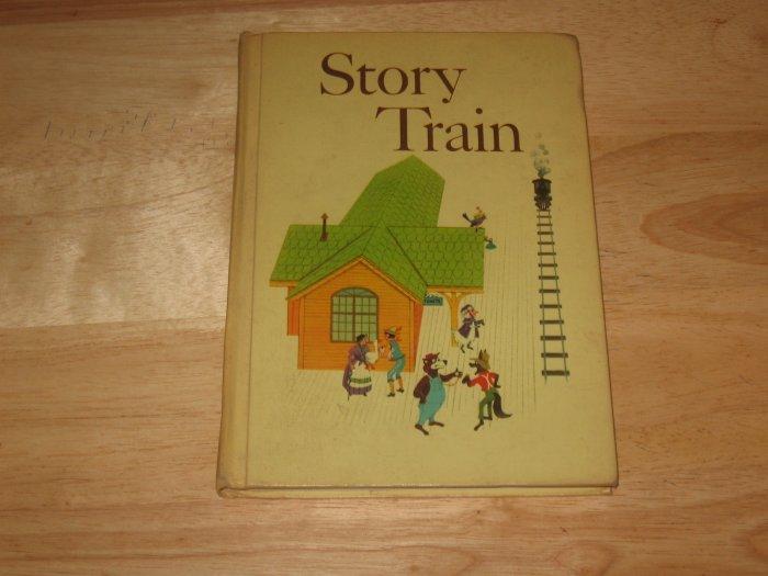 Story Train-Vintage 1965 School Reader