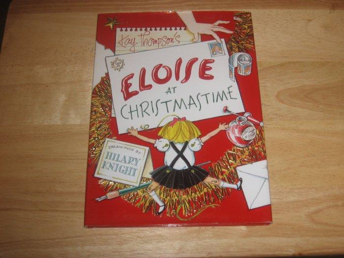 Eloise At Christmastime-Very Nice HC/DJ