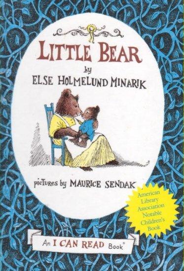 LITTLE BEAR By Else Holmelund Minarik-AN I CAN READ BOOK