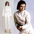 Star Wars A New Hope Princess Leia Organa White Jumpsuit