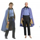 Star Wars The Empire Strikes Back Return of the Jedi Lando Cosplay Costume