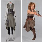 Doctor Who Alex Kingston Cosplay Costume
