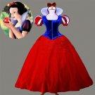 Snow White Princess Dress Cosplay