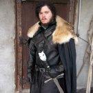 Game of Thrones 2 Jon Snow Adult Men's Halloween Costume Custom Made