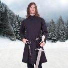 Game of Thrones Jon Snow Night's Costume Watch Gambeson Coat