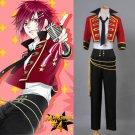 MARGINAL#4 Idol of Supernova Atom Kirihara Uniform Costume