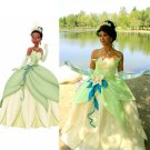 The Princess and the Frog Tiana Princess Dress Princess Tiana Costume