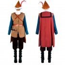 Disney Snow White and the Huntsman Costume Cosplay for Men