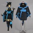 Custom Made Pokemon Umbreon Cosplay Costume  for Women Halloween Costume
