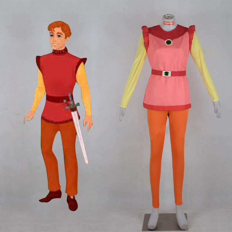 Custom Made Prince Cornelius Cosplay Costume from Thumbelina