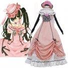 Black Butler Shire Cosplay Dress Adult Women Halloween Lolita Cosplay Costume Custom Made
