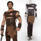 Game of Thrones Dothraki Khal Drogo Men Cosplay Costume