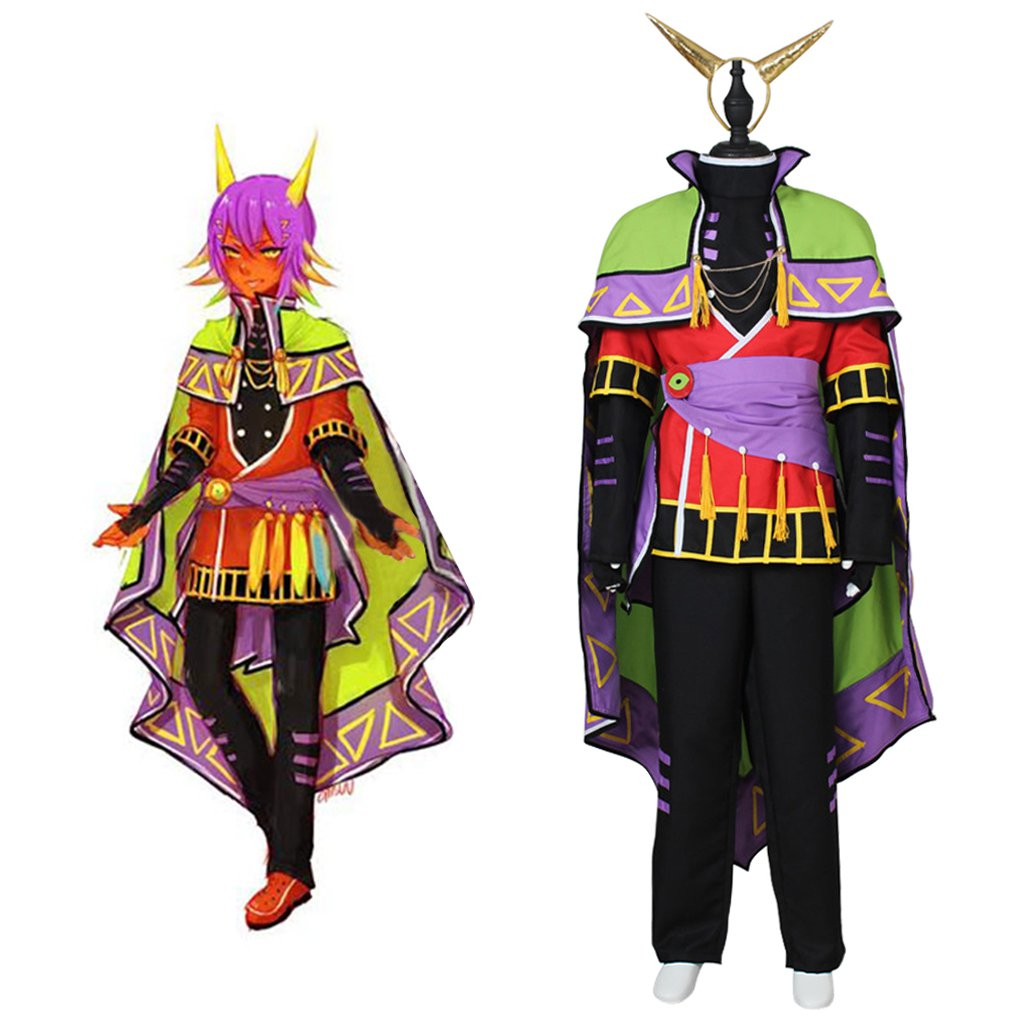 The Legend of Zelda Majora Cosplay Costume Custom Made