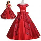 Elena of Avalor Elena Dress Cosplay Back Lace Up Dress