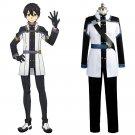 SAO Sword Art Online the Movie Ordinal Scale OS Kirito Kirigaya Costume
