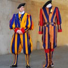 Custom Made soldiers cosplay costume papal swiss guard uniform costume