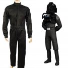 Star Wars Imperial Tie Fighter Pilot Flight Suit Cosplay Costume