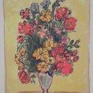Wayne Ensrud Signed Proof Bouquet of Flowers