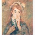 """Pierre Auguste Renoir """"THE INGENUE"""" Limited Edition Giclee"""