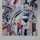 Larry Rivers : Modern Times Guggenheim Art Print, LE
