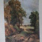 John Constable The Cornfield Lithograph Art Print
