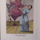 Salvador DALI Les Caprices de Goya - 1977 #74 Albert FIELD COA