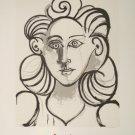 Pablo Picasso Marina Picasso Portrait de Femme Fine Art Print