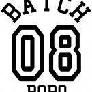 Batch 08 Bobo Shirt
