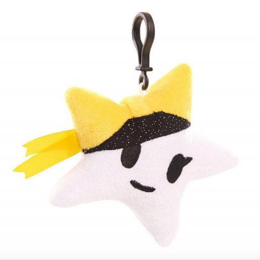 Neon Star by Tokidoki Keychain Plush - Neon Star