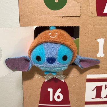 Day 11: Stitch (Plush Advent Calendar 2016) Disney Store Mini Tsum Tsum