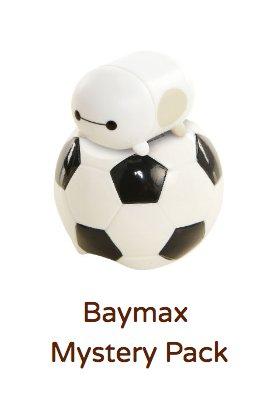 Baymax Tsum Tsum Vinyl Mystery Stack Pack (Series 4)