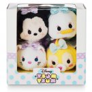 Minnie and Friends Dressy Tsum Tsum Box (SET OF 4)