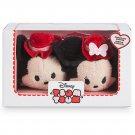 Mickey and Minnie Valentines 2017 Tsum Tsum Set Disney Store