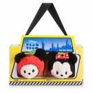Mickey and Minnie New York Tsum Tsum Set Disney Store (Set of 2)