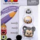 """Pluto (Pastel Parade!) Tsum Tsum Vinyl Figurine #P17 (size """"medium"""")"""