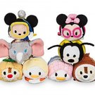 Disney Vacation Disney Store Mini Tsum Tsum SET OF 8