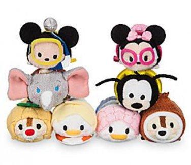 Disney Vacation Disney Store Mini Tsum Tsum SET OF 8