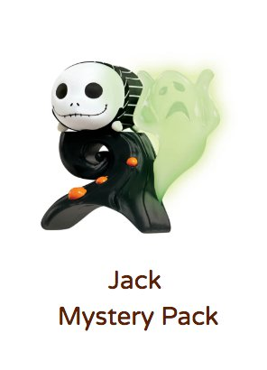Jack Tsum Tsum Vinyl Mystery Stack Pack (Series 5)