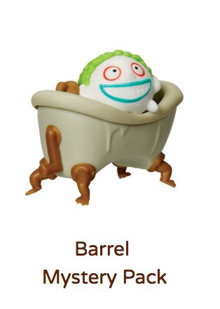 Barrel Tsum Tsum Vinyl Mystery Stack Pack (Series 5)