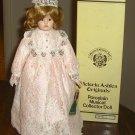 "Victoria Ashlea Porcelain Doll ""She Plays Music"