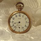 Waltham Equity Watch Co Pocket Watch 15 Jewels 16 Size (681)