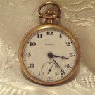 Ariston Blossom Vintage Swiss Pocket Watch Gold Filled Fancy Case (ref.#702)