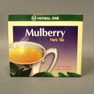 Mulberry Herbal Tea source of Mulberroside A, Oxyresveratrol and Resveratrol (Free Shipping)